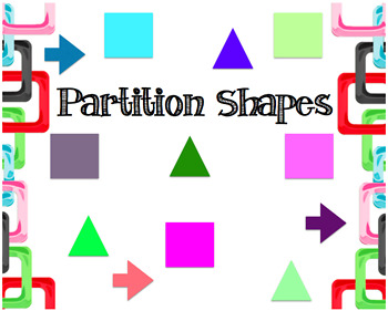 Partition Shapes Presentation