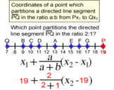 Partitioned Line Segments - Intro +5 Assignments for PDF & Socrative