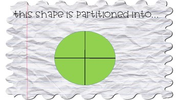 Partitioned Shapes