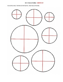 Partitioning Circles and Rectangles