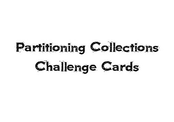 Partitioning Collections