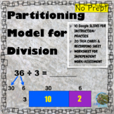 Partitioning Model for Division