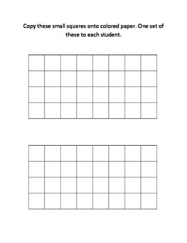 Partitioning Rectangles Activities (2.G.2)
