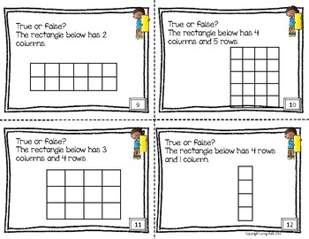 Partitioning Rectangles FREEBIE 2.G.A.2