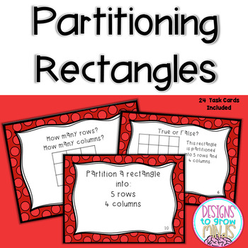 Partitioning Rectangles SCOOT Game!