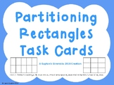 Partitioning Rectangles Task Cards 2.G.A.2