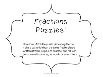 Partitioning Shapes & Fractions - Common Core Aligned!