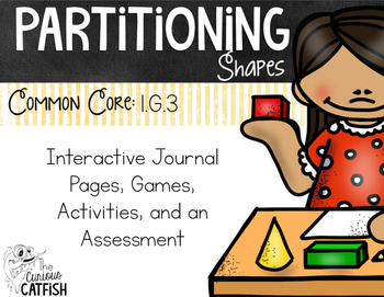 Partitioning Shapes: Halves & Fourths