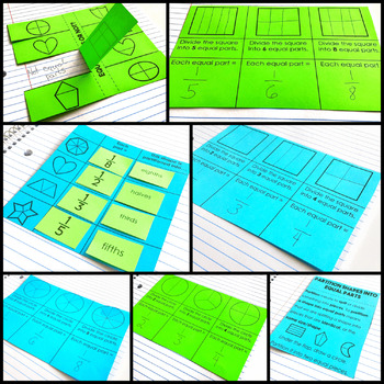 Partitioning Shapes Interactive Notebook