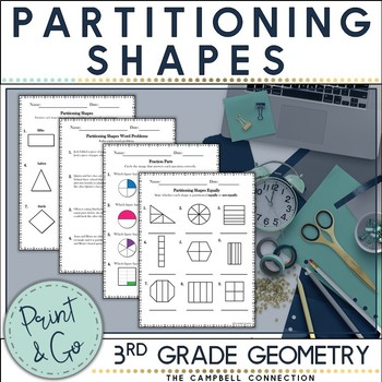 Partitioning Shapes Practice