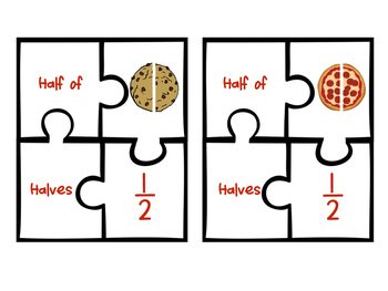 Partitioning Shapes Puzzle