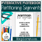Partitioning a Line Segment (Directed Line Segments) Notes
