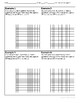 Partitioning a Line Segment Notes and Pyramid Puzzle Activity