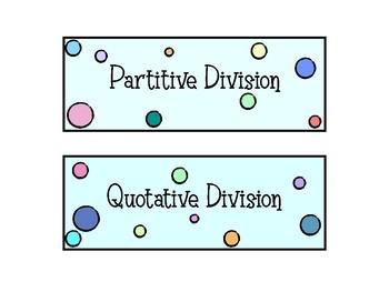 Partitive vs. Quotative Task Cards