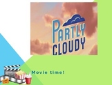Partly Cloudy PPT - Quiz and Discussion ESL CLass
