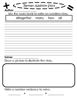Partner Addition Stories