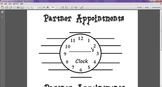 Partner Appointment Clocks