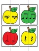 "Partner Cards: Apple Cards for ""Picking"" Partners {Music Symbols}"
