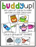 Partner Cards >> Buddy Up!