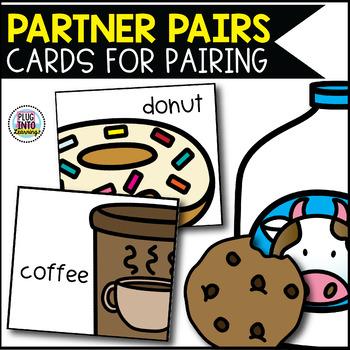 #summer2017 Partner Cards - Find Your Match!