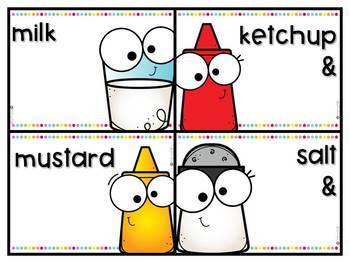 Partner Cards: Food Friends