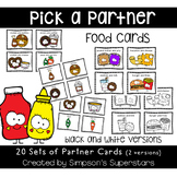 Partner Cards - Food Pairs