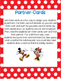 Partner Cards - Help Your Students Collaborate!