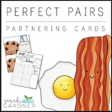 Partner Cards {Perfect Pairs}