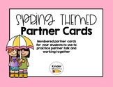 Partner Cards (Spring Theme)