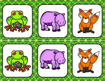 Partner Cards for Cooperative Learning