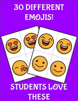 Partner Cards with Emojis