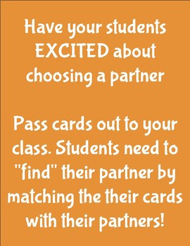 Partner Cards with Halloween