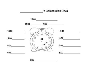 Partner Clock