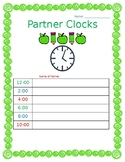Partner Clock--Editable