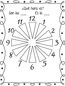 Partner Clock and Partner Maps