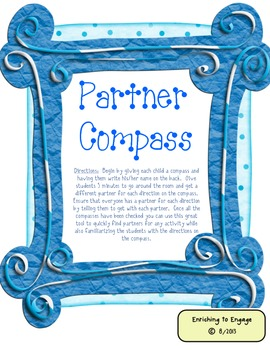 Partner Compass