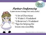 Peer Review Worksheet