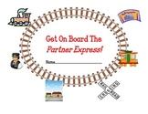"""Partner Express"" Train theme"
