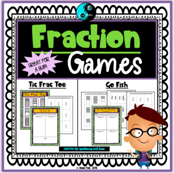 Partner Fraction Games with Equivalent Fractions
