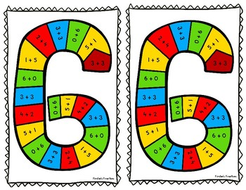 Partner Games:  Number Sense Edition