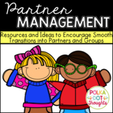 Partner Management Activities {Editable}