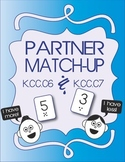 Partner Match-Up (K.CC.C6 & K.CC.C7)