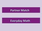 Partner Match using length