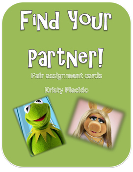 Partner Matching Cards