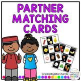 Partner Matching Cards *Food*