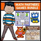 Partner Math Games Bundle