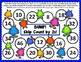 Partner Math Games  (Monster Theme)