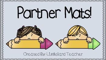 Partner Mats!