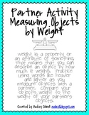 Partner Measure & Compare Weight Activity