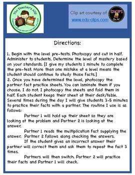 Partner Multiplication Routine